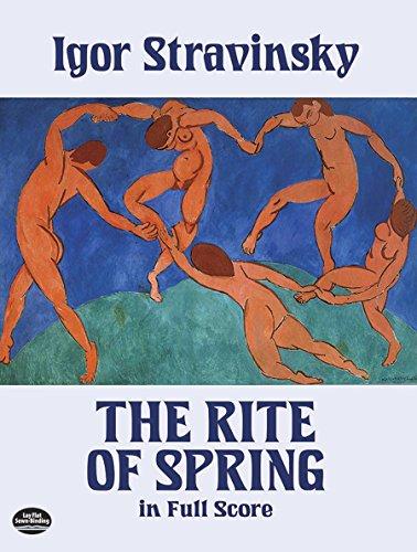 9780486258577: The Rite of Spring in Full Score (Dover Music Scores)