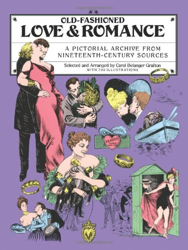 9780486259383: Love and Romance: A Pictorial Archive from Nineteenth Century Sources (Dover Pictorial Archive)