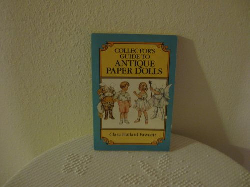 9780486259567: Collector's Guide to Antique Paper Dolls