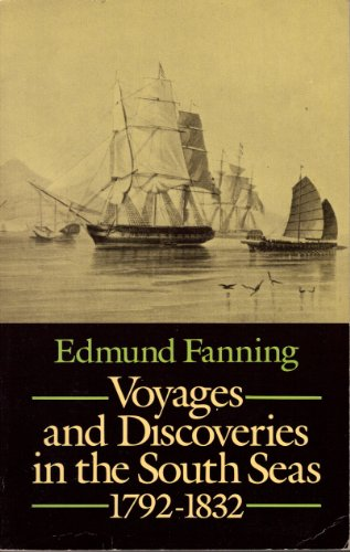 9780486259604: Voyages and Discoveries in the South Seas 1792-1832