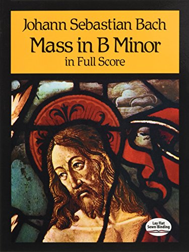 9780486259925: Mass in B Minor in Full Score (Dover Vocal Scores)