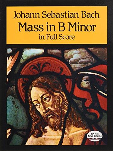 9780486259925: Mass in B Minor in Full Score