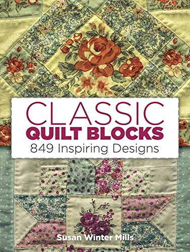 9780486260037: 849 Traditional Patchwork Patterns: A Pictorial Handbook (Quilting)