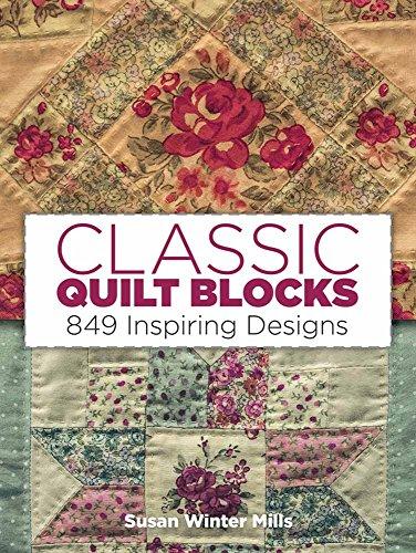 9780486260037: Classic Quilt Blocks: 849 Inspiring Designs (Quilting)