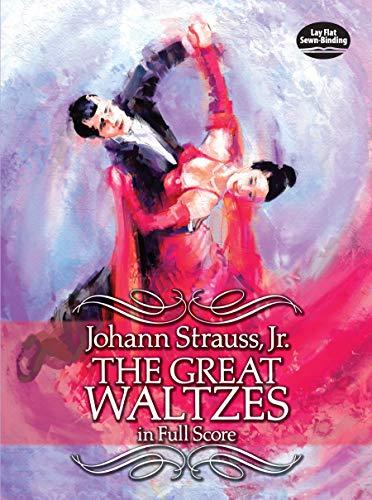 9780486260099: The Great Waltzes in Full Score