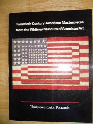 9780486260129: Twentieth-Century American Masterpieces from the Whitney Museum of American Art/Thirty-Two Color Postcards