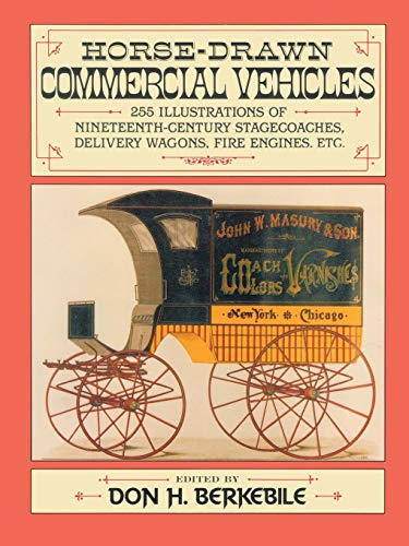 9780486260204: Horse-Drawn Commercial Vehicles