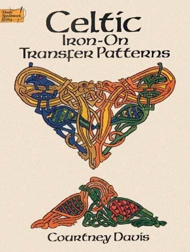 9780486260594: Celtic Iron-On Transfer Patterns