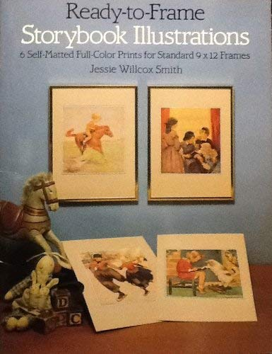 9780486260631: Ready-to-Frame Storybook Illustrations: 6 Self-Matted Full-Color Prints for 9 X 12 Frames