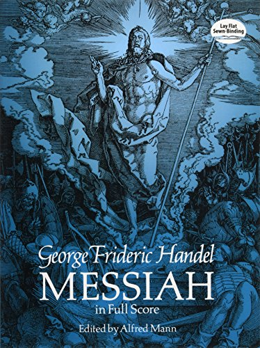 9780486260679: Messiah in Full Score (Dover Music Scores)