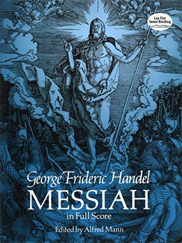9780486260679: Messiah In Full Score: Handel (Dover Vocal Scores)