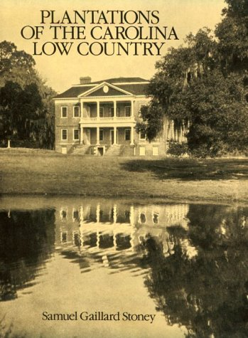 9780486260891: Plantations of the Carolina Low Country