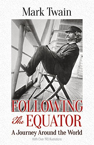 9780486261133: Following the Equator: Journey Around the World (Dover Books on Travel, Adventure): A Journey Around the World