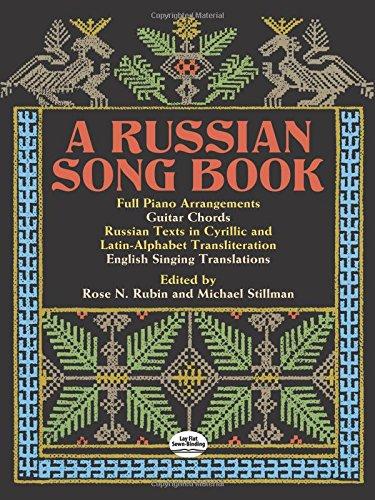 A russian song book.: Rubin,Rose N. Stillman,Michael.