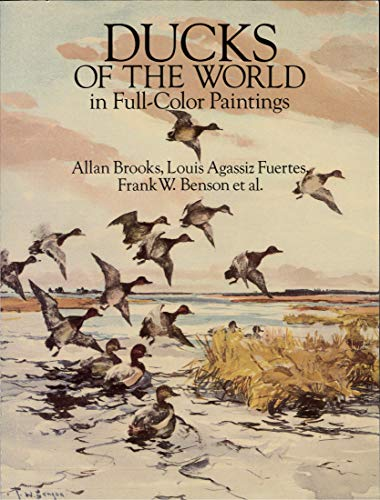 9780486261201: Ducks of the World in Full-Color Paintings (Pictorial Archive)