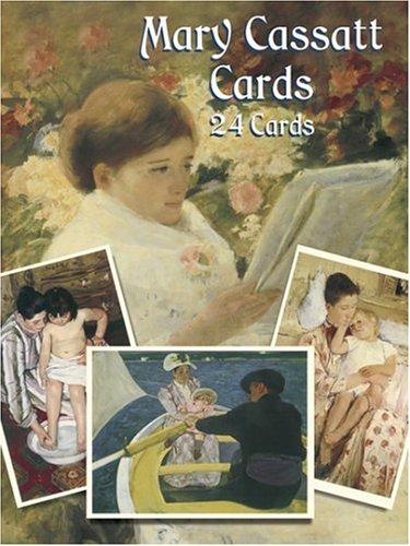 9780486261355: Mary Cassatt Cards: 24 Cards (Card Books)