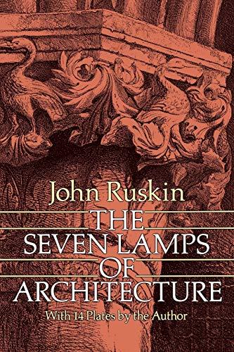 9780486261454: The Seven Lamps of Architecture (Dover Architecture)