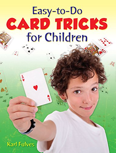 9780486261539: Easy-To-Do Card Tricks for Children