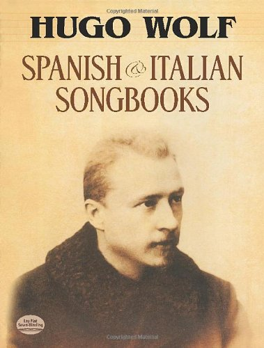 9780486261560: Spanish and Italian Songbooks (English and German Edition)