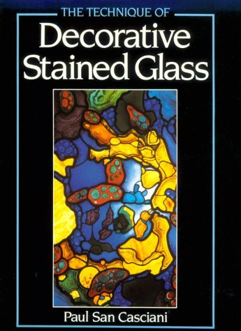 9780486261577: The Technique of Decorative Stained Glass