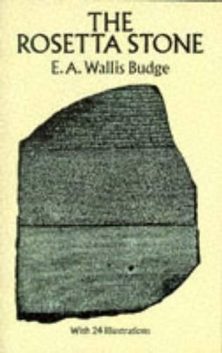 9780486261638: The Rosetta Stone (Egypt)