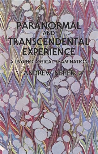 9780486261676: Paranormal and Transcendental Experience: A Psychological Examination