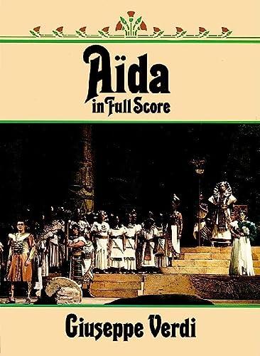 9780486261720: Aida in Full Score (Dover Music Scores)