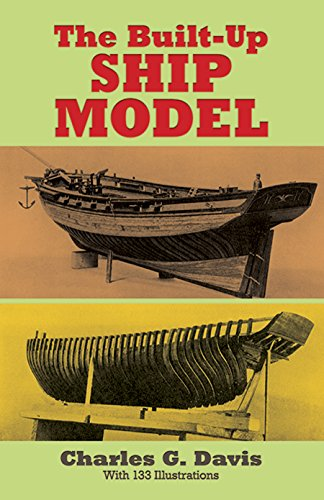 9780486261744: The Built-Up Ship Model (Dover Woodworking)