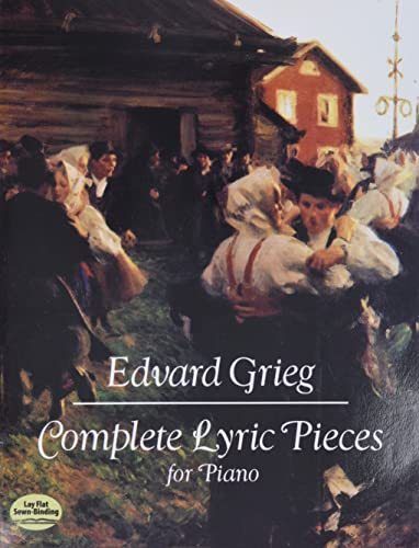 9780486261768: Complete Lyric Pieces for Piano (Dover Music for Piano)