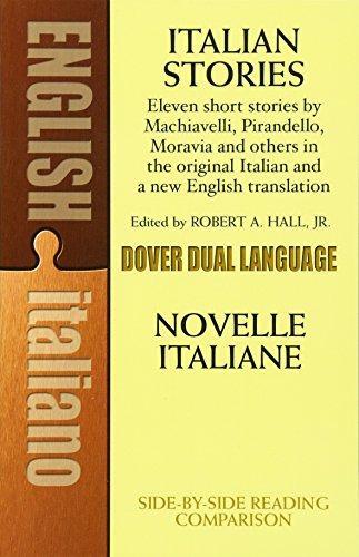 9780486261805: Italian Stories/Novelle Italiane: A Dual-Language Book