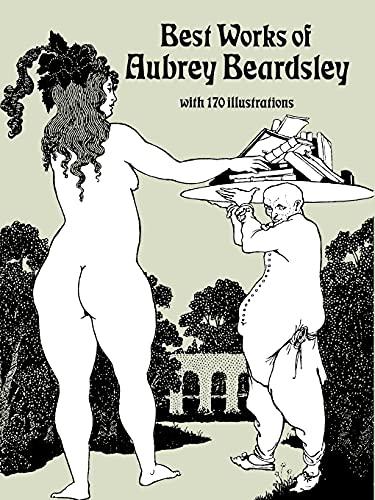 9780486262734: Best Works of Aubrey Beardsley (Dover Fine Art, History of Art)