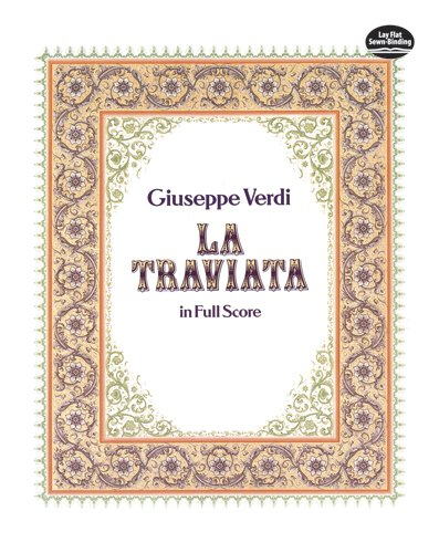 9780486263212: La Traviata in Full Score (Dover Vocal Scores)