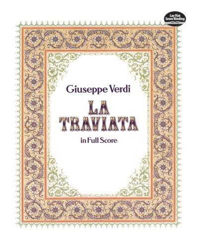 9780486263212: La Traviata in Full Score (Dover Music Scores)