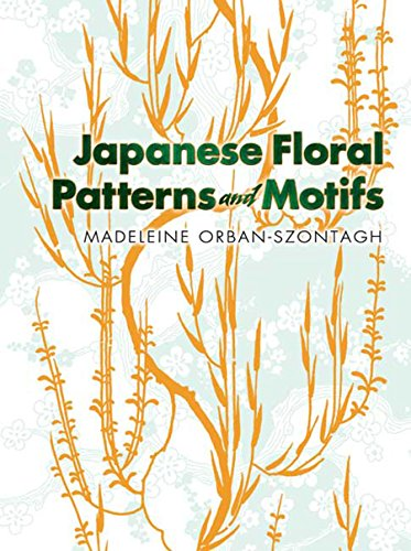 9780486263304: Japanese Floral Patterns and Motifs