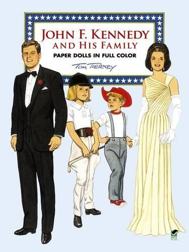 9780486263311: John F. Kennedy and His Family Paper Dolls in Full Color (Dover President Paper Dolls)