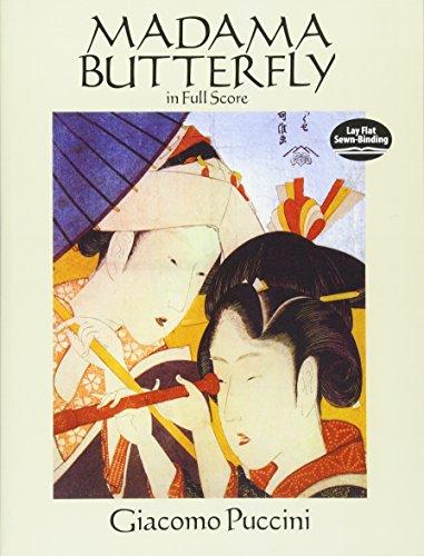 9780486263458: Madama Butterfly in Full Score