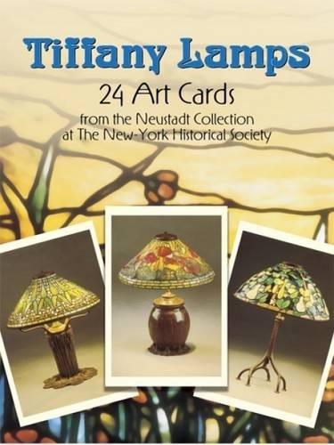 Tiffany Lamps: 24 Art Cards: 24 Full-Colour: New-York Historical Society