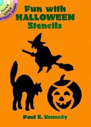 9780486263977: Fun with Halloween Stencils (Dover Stencils)