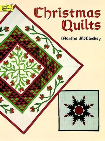 9780486264066: Christmas Quilts (Dover Needlework Series)