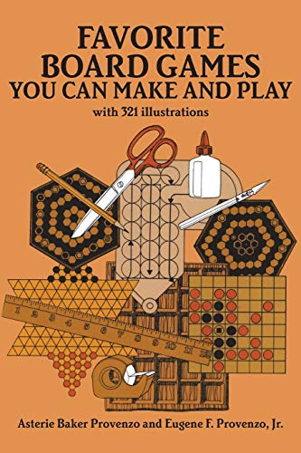 9780486264103: Favorite Board Games You Can Make and Play