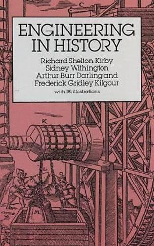 9780486264127: Engineering in History (Dover Civil and Mechanical Engineering)
