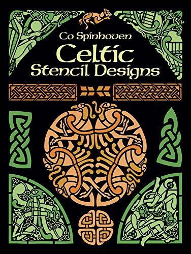 9780486264271: Celtic Stencil Designs