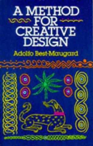 Method for Creative Design: Adolfo Best-Maugard