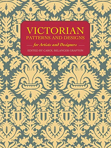 9780486264370: Victorian Allover Patterns for Artists and Designers