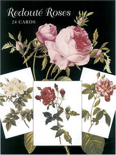 9780486264394: Redouté Roses: Postcards in Full Color- 24 Ready-to-Mail Cards