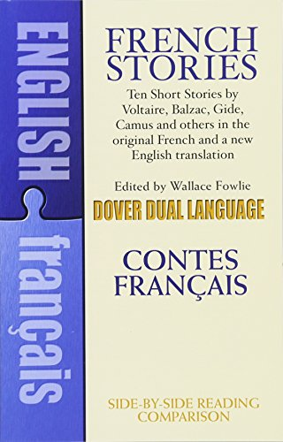 9780486264431: French Stories / Contes Français (A Dual-Language Book) (English and French Edition)