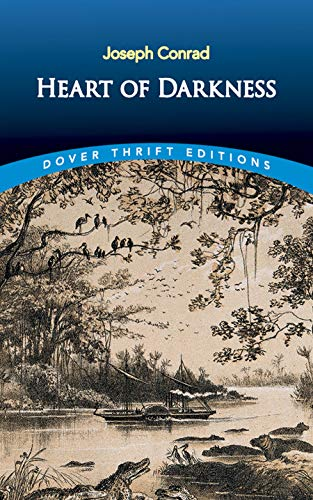 9780486264646: Heart of Darkness (Dover Thrift Editions)