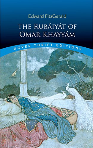 9780486264677: The Rubáiyát of Omar Khayyám: First and Fifth Editions (Dover Thrift Editions)