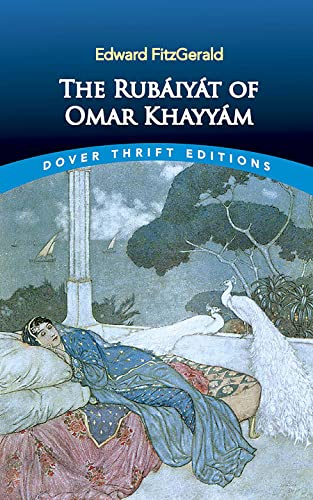 9780486264677: The Rubáyát of Omar Khayyám : First and Fifth Editions (Dover Thrift Editions)