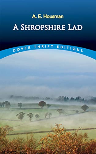 9780486264684: A Shropshire Lad (Dover Thrift Editions)